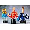 Bowen Designs Fantastic Four Triple Pack Mini Busts